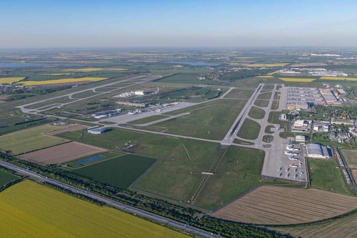 Flughafen Leipzig/Halle, Uwe Schossig