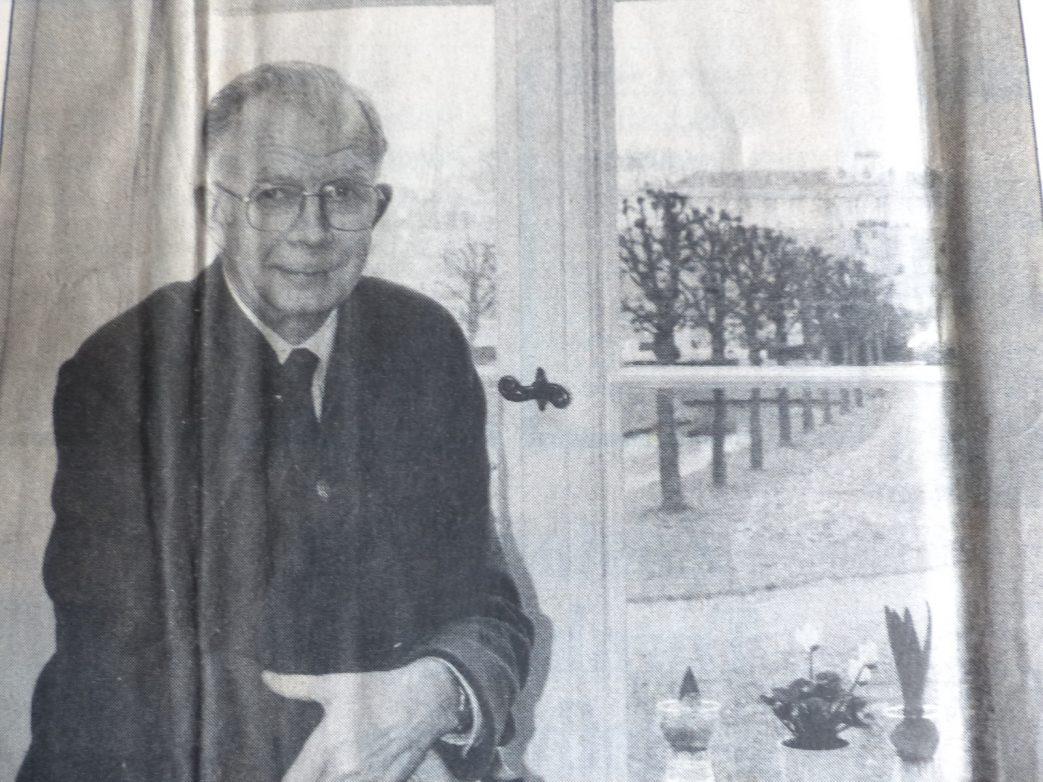 Dr. Harri Günther Foto: Jäzosch