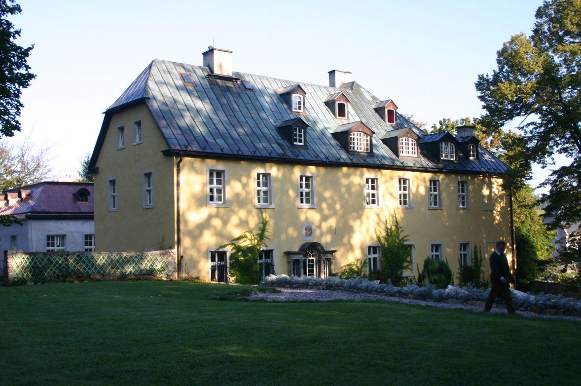 Stohnsdorf im Hirschberger Tal Foto: Weirauch
