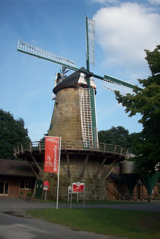 Enkings Mühle im Emsland Foto: Emsland Touristik/
