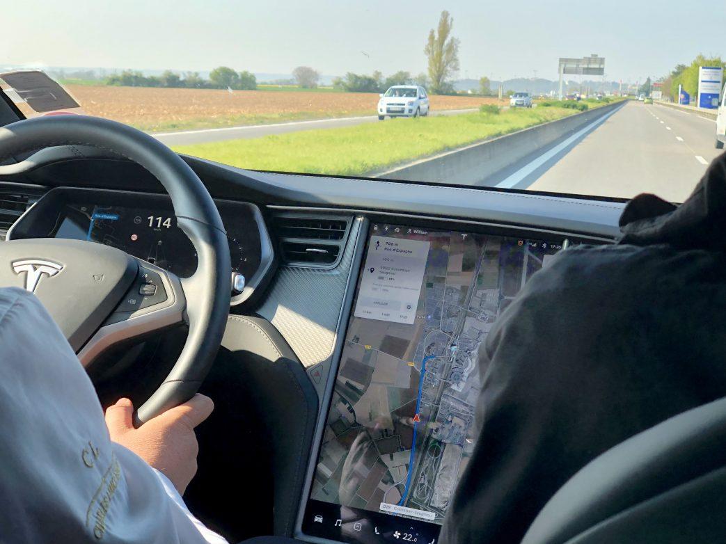 Tesla Auto Test