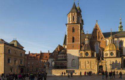 Wawel Kathedrale