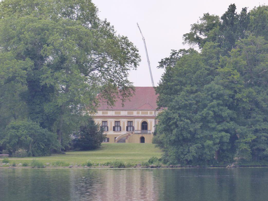 Schloss Caputh, Juni 2020 Foto: Weirauch