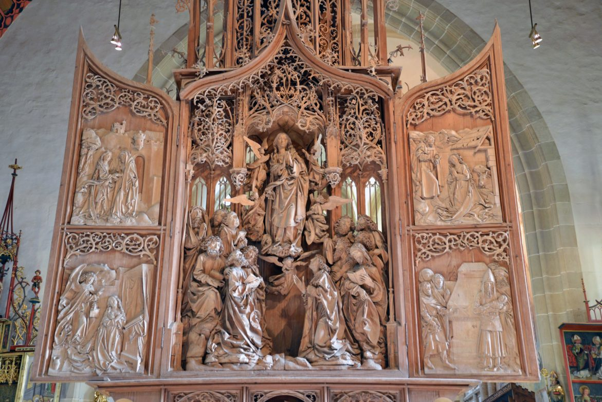 Creglingen-Herrgottskirche-