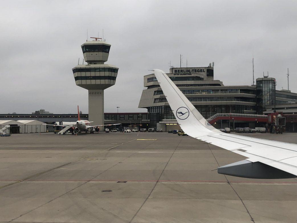 Flughafen Berlin Tegel
