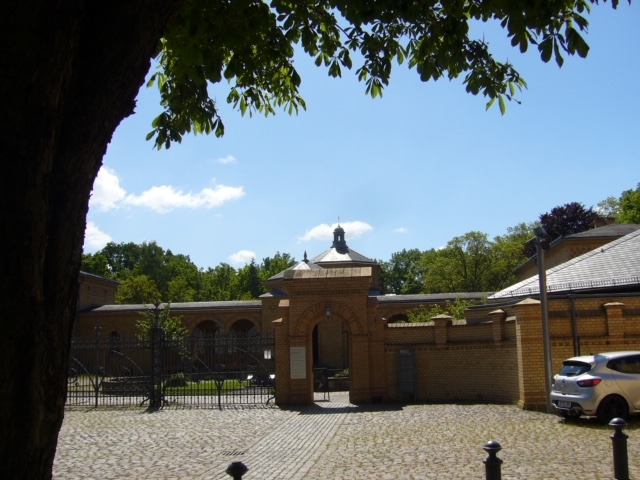 Jüdischer Friedhof Weissensee Berlin