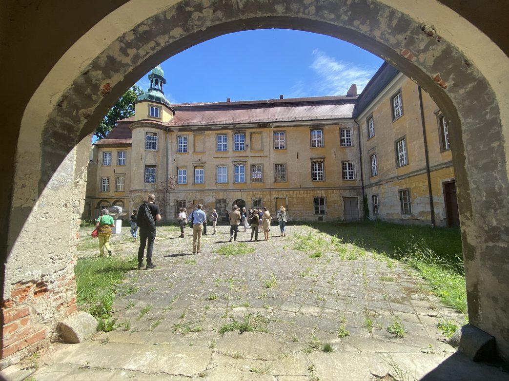 Lieberose schloss Lausitz