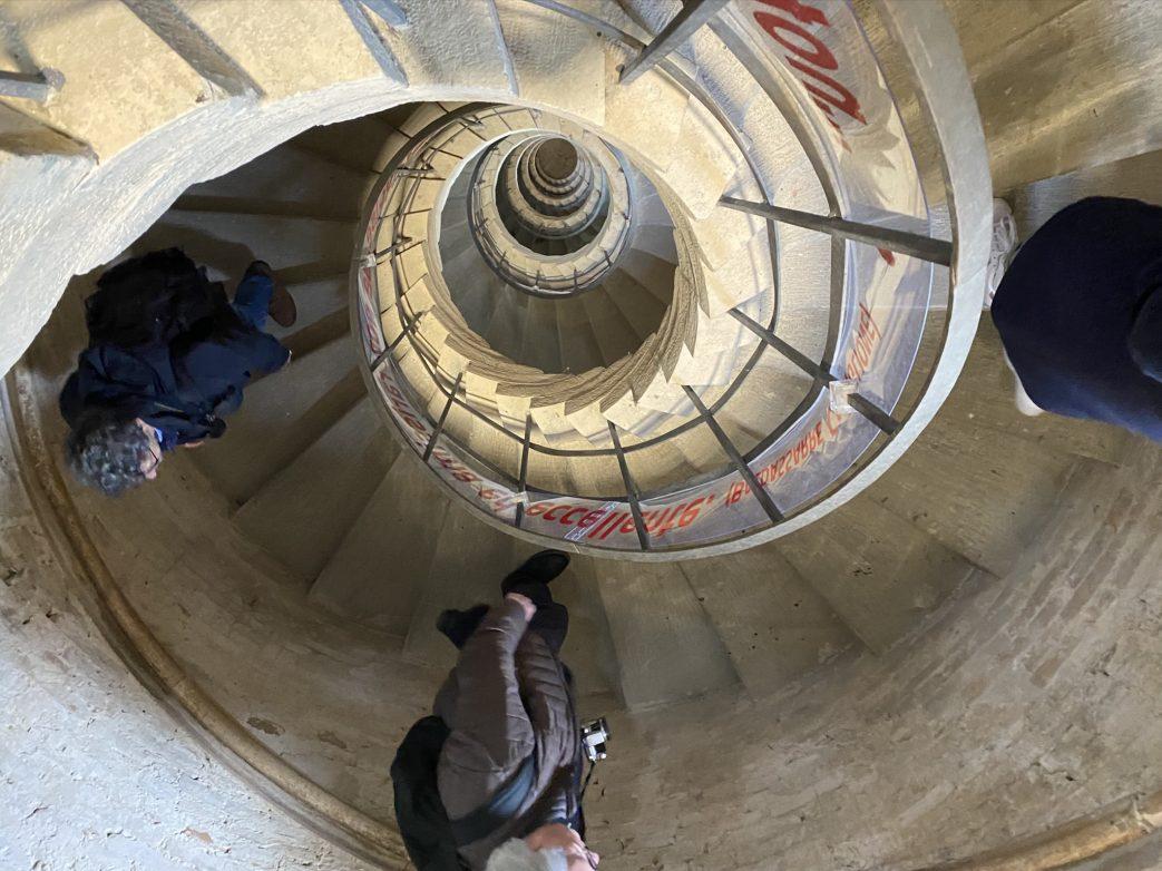 Treppe im Herzogspalast