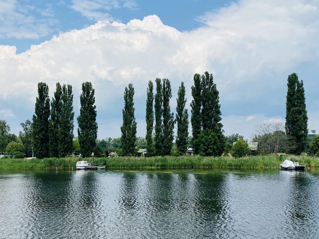 """""""Toskana"""" - Blick bei Phöben Foto: Weirauch"""