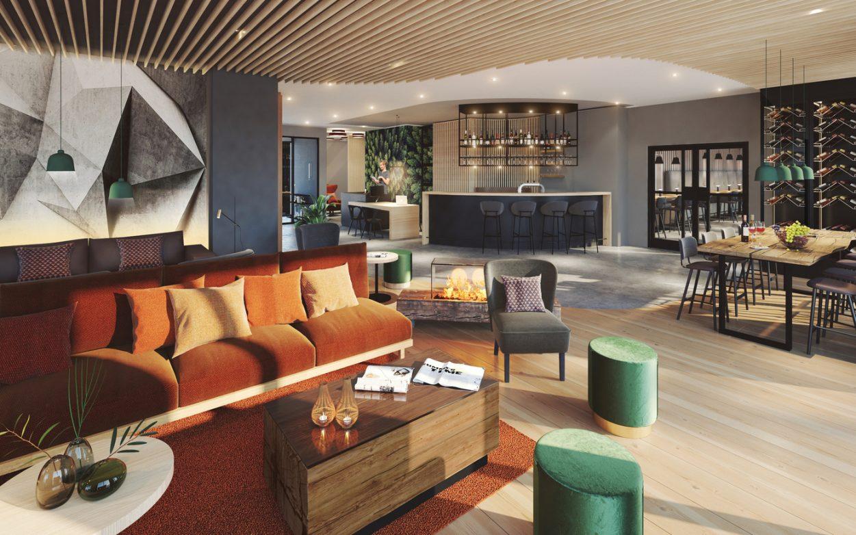 Die Zimmer des Romantik Hotel FreiWerk: Harmonisches Farbkonzept und moderne Stilelemente 4. Blick in die Lobby Fotos: Ritter von Kempski Privathotels