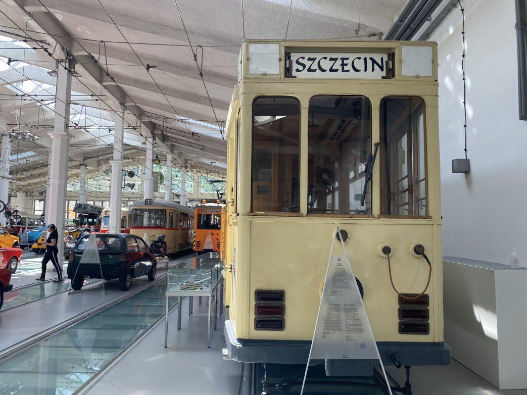 Technikmuseum Stettin Stoewer Polen