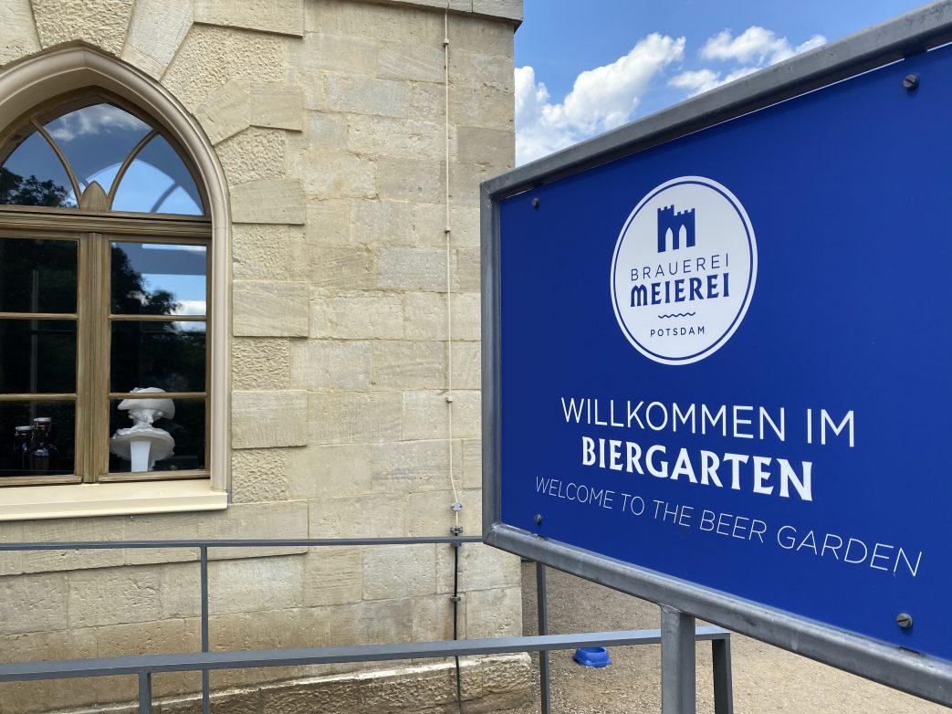 Meierei Jungfernsee Potsdam Bier Brauerei