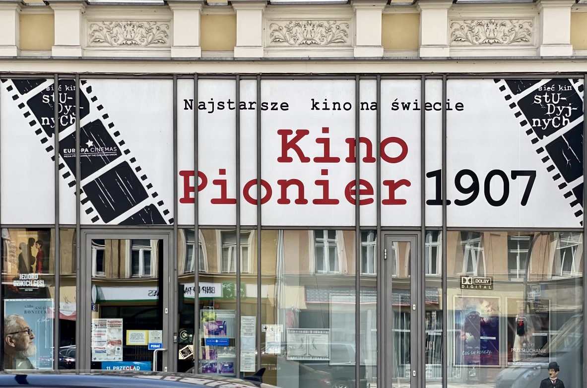 Kino Pionier Stettin