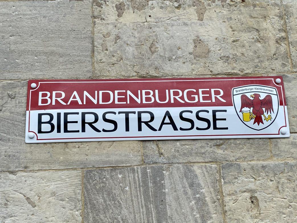 Meierei Potsdam Jungfernsee Brauerei Bierstrasse