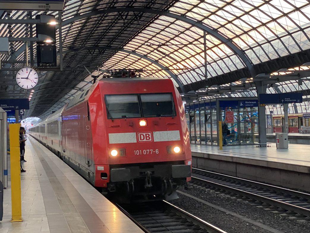 DB Zug Eisenbahn Spandau