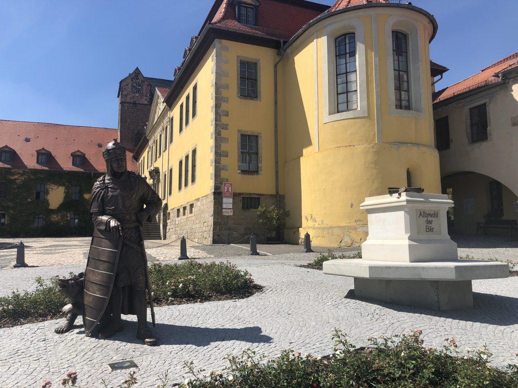 Ballenstedt Albrecht der Bät