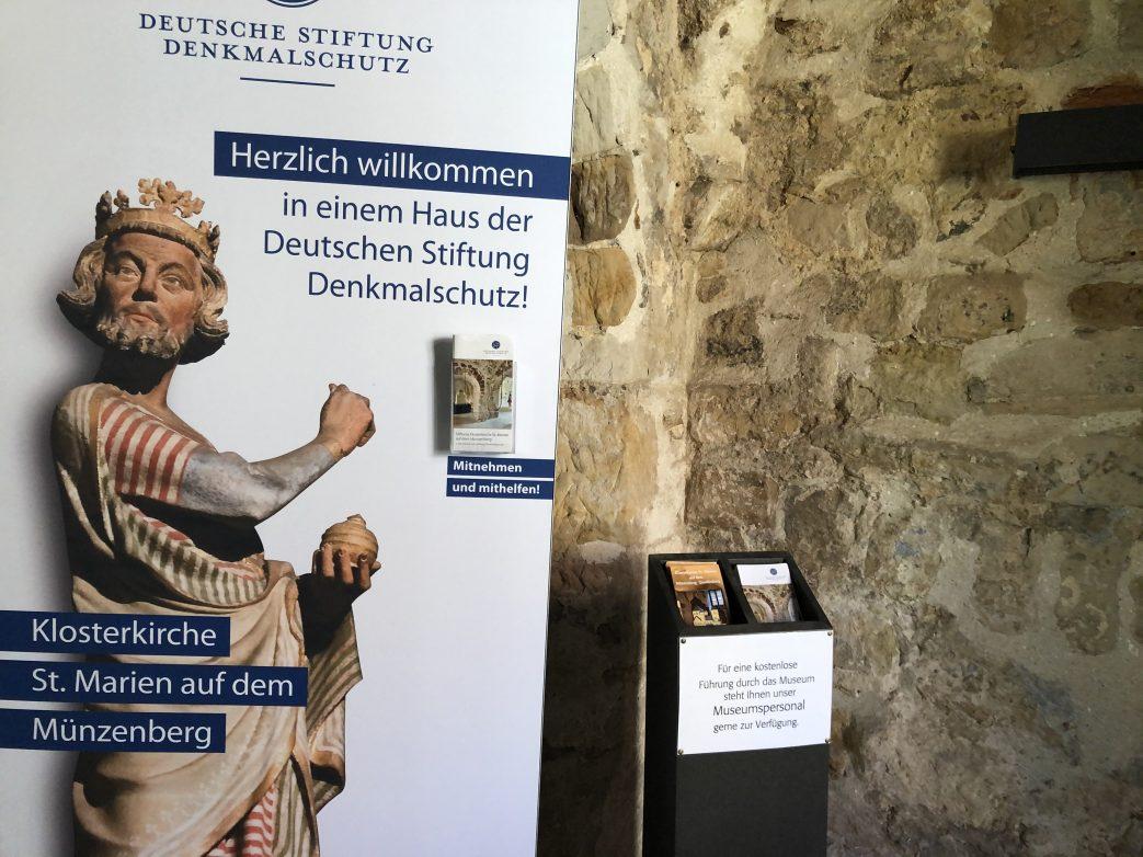 Kloster Münzenberg Quedlinburg