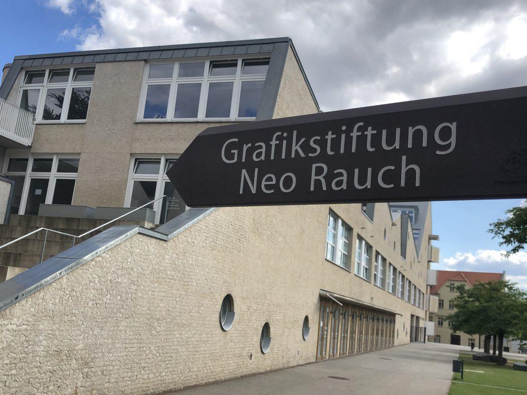 Aschersleben Grafikstiftung Neo Rauch