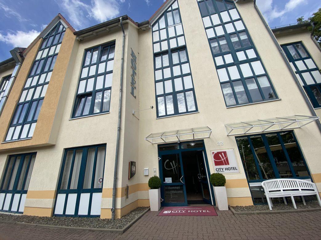 Gastfreundliches City Hotel Aschersleben