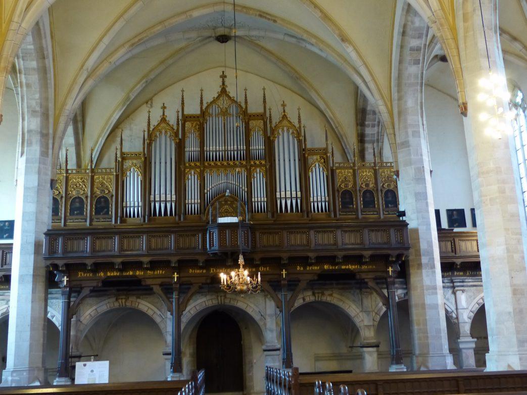 Orgel Aschersleben