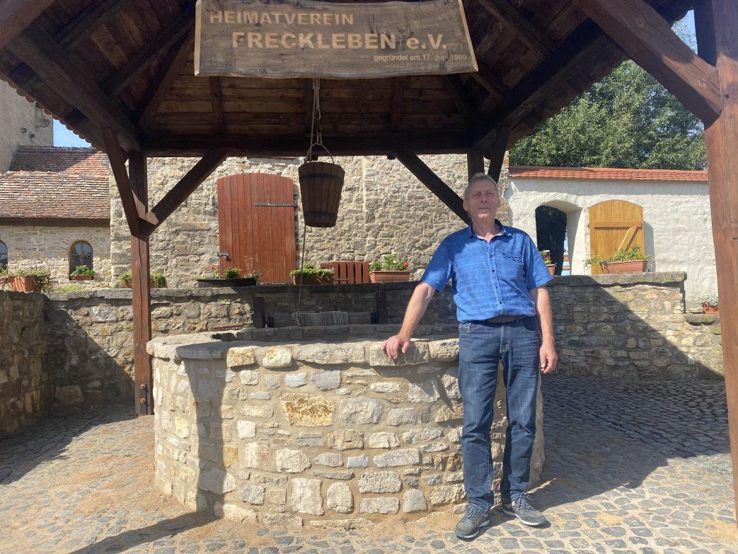 Freckleben Spindeltreppe Sachsen-Anhalt