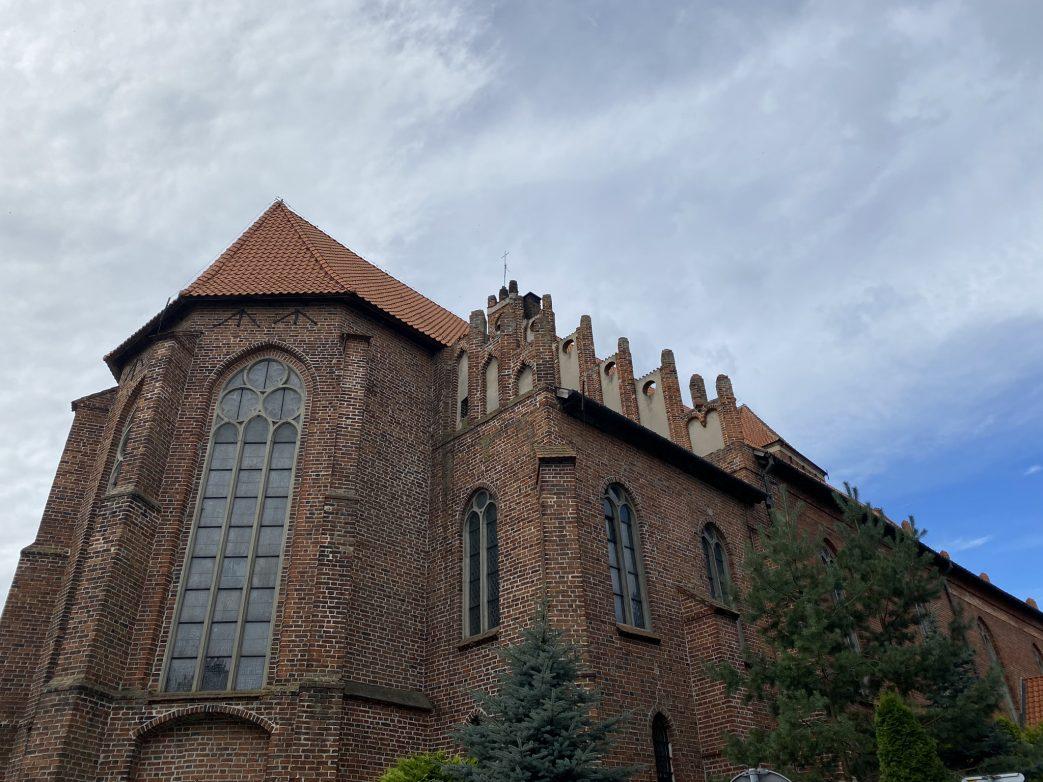 Kirche Rastenburg Masuren