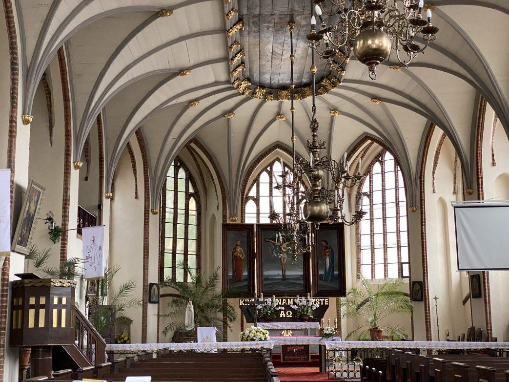 Stettin Kirche