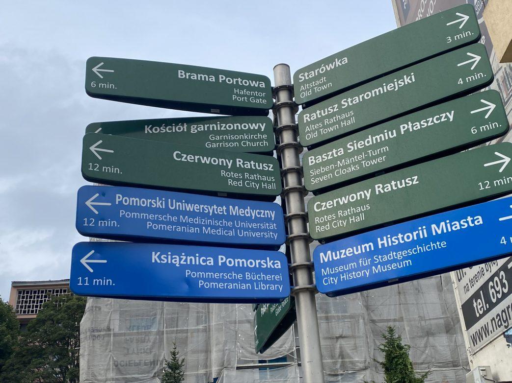 Stettin Polen