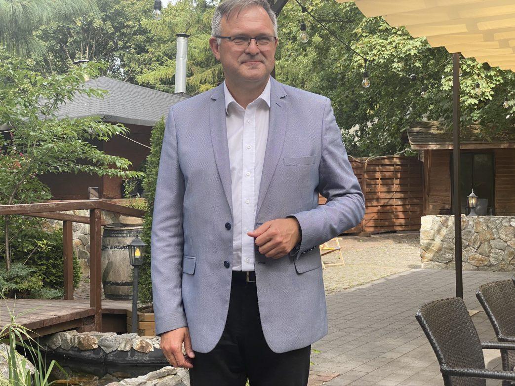 Stellv. Stadtpräsident Krzysztof Soska