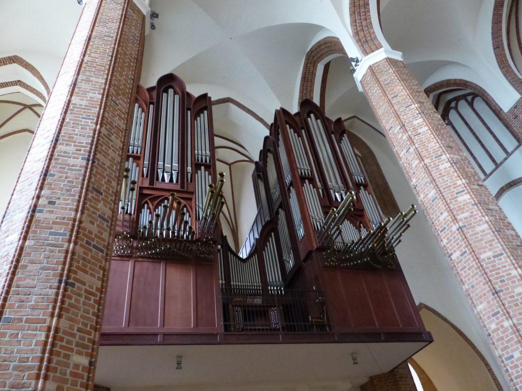 Dom Kirche Stettin Polen Galerie