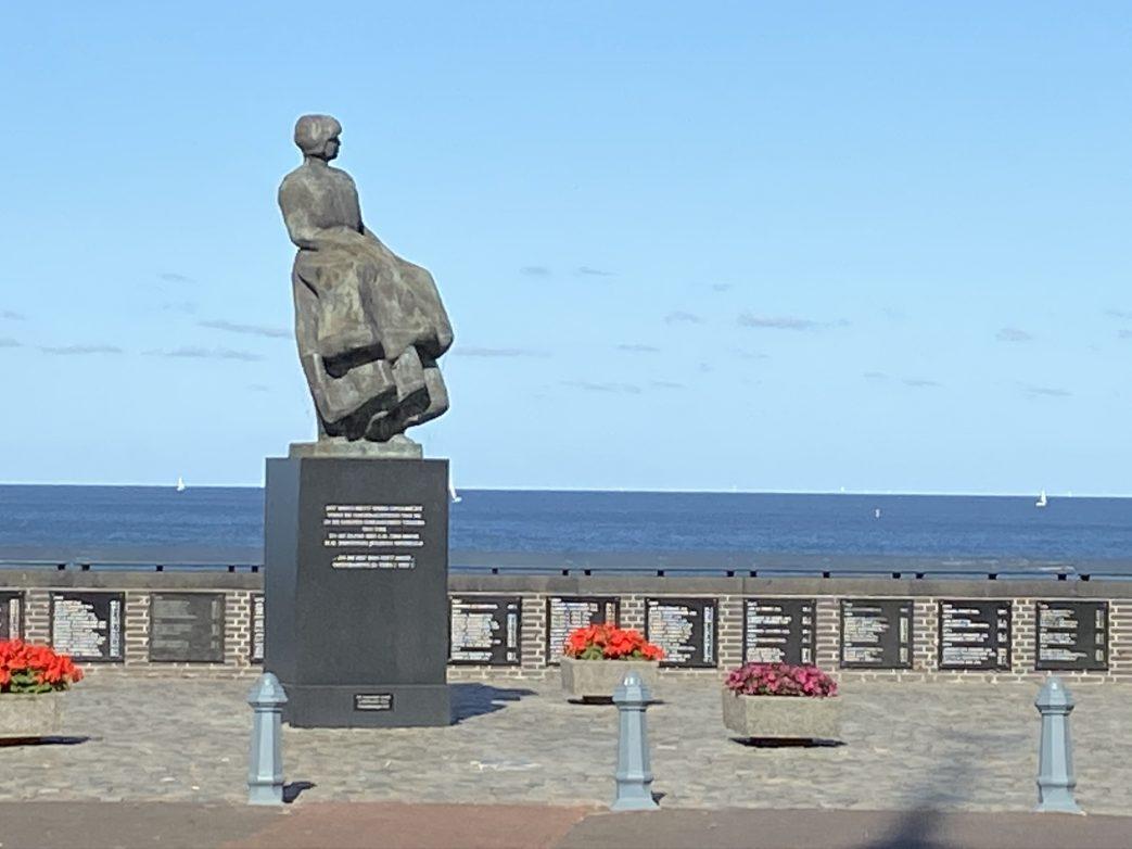 Denkmal für ums Leben gekommene Seeleute