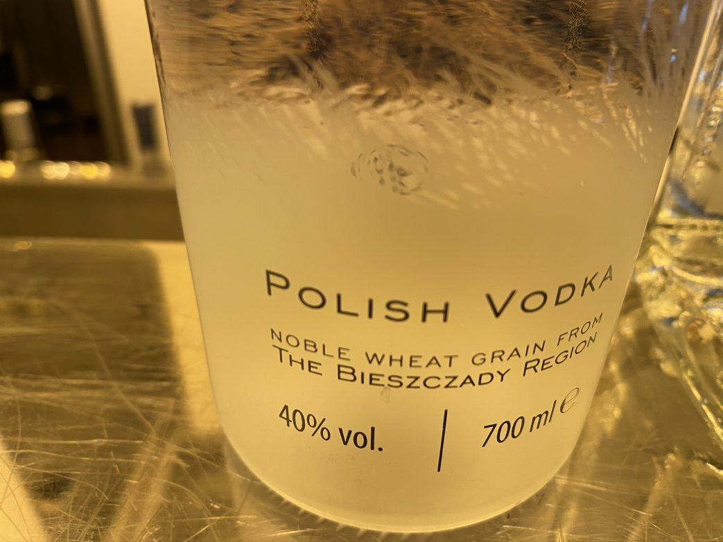 Wodka Warschau Polen