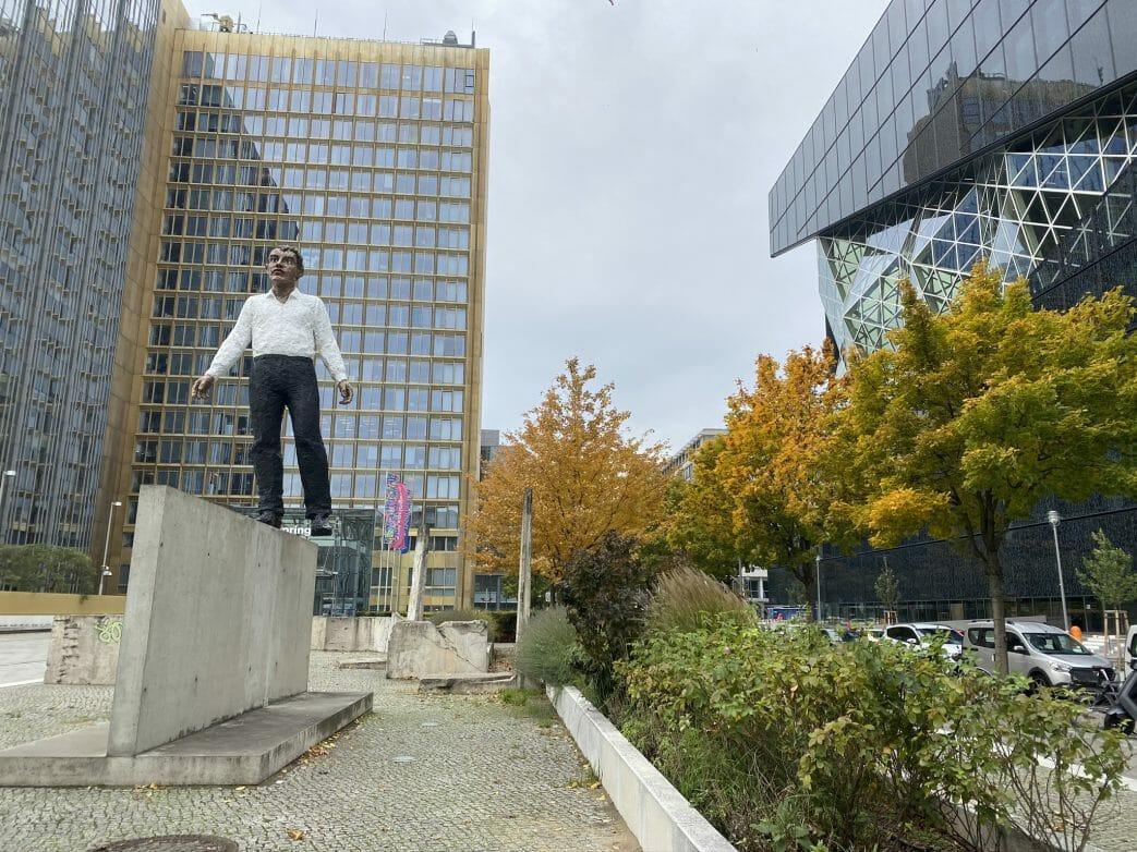 Axel Springer Berlin Architektur