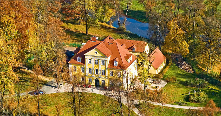 Schloss Lomnitz Foto: Schloss Lomnitz