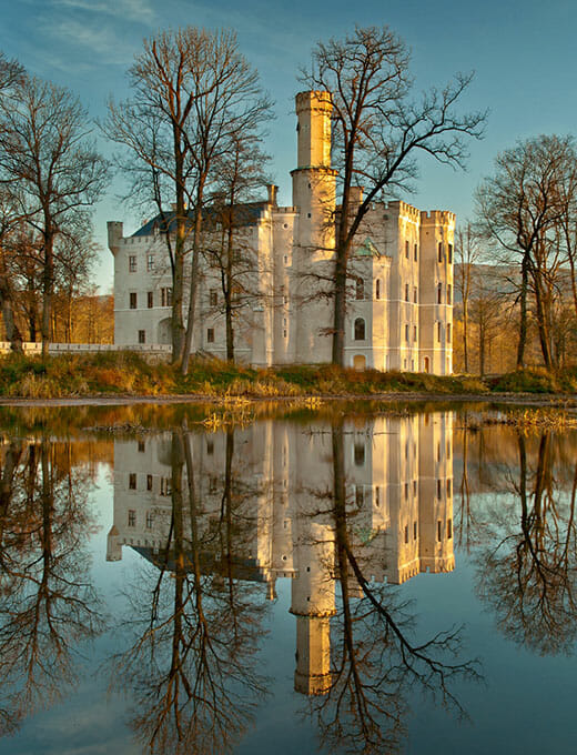 Schloss Fischbach im Hirschberger Tal Foto: Schloss Fischbach