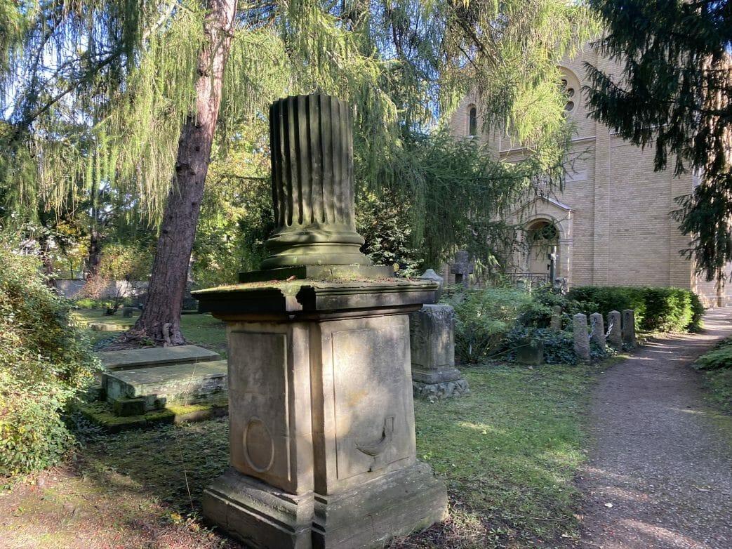 Bornstedter Friedhof Potsdam
