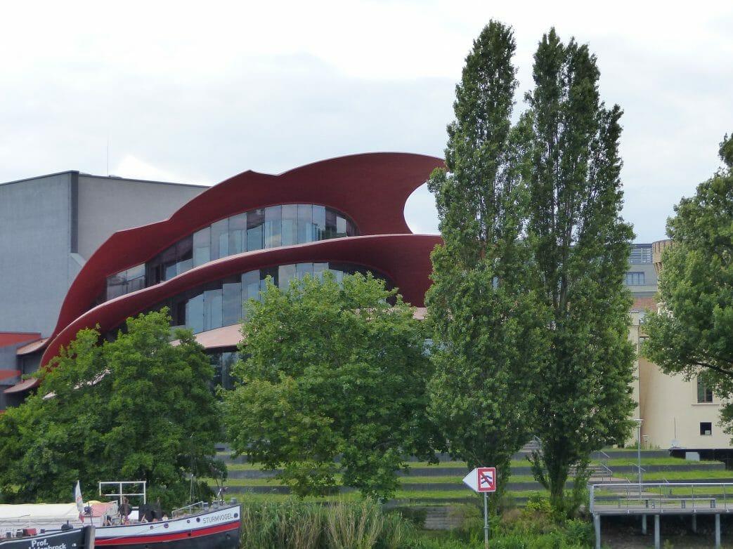Potsdam Schiffbauergasse Theater
