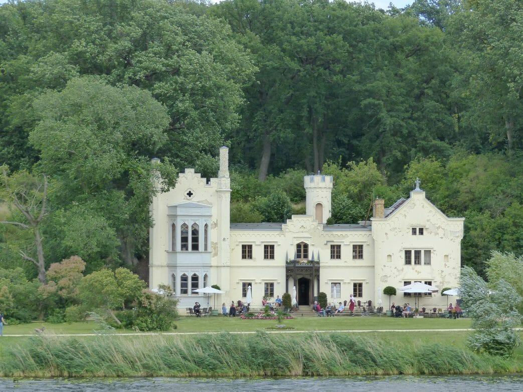 Kleines Schloss im Babelsberger Park