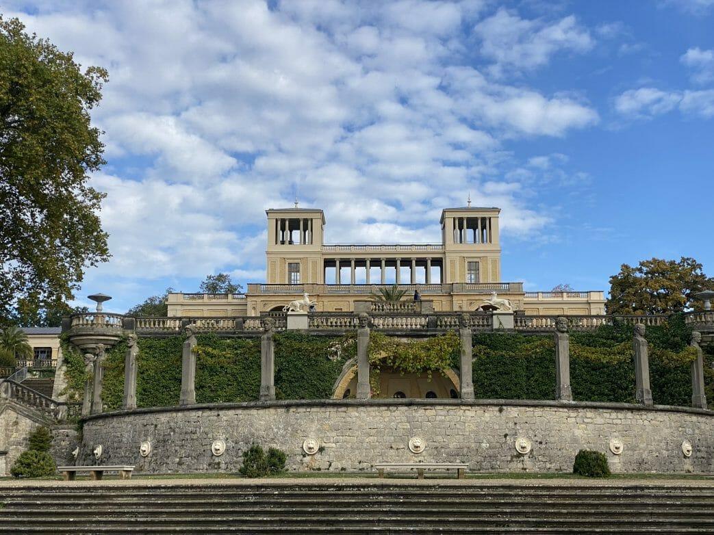 Sanssouci Orangerie Potsdam