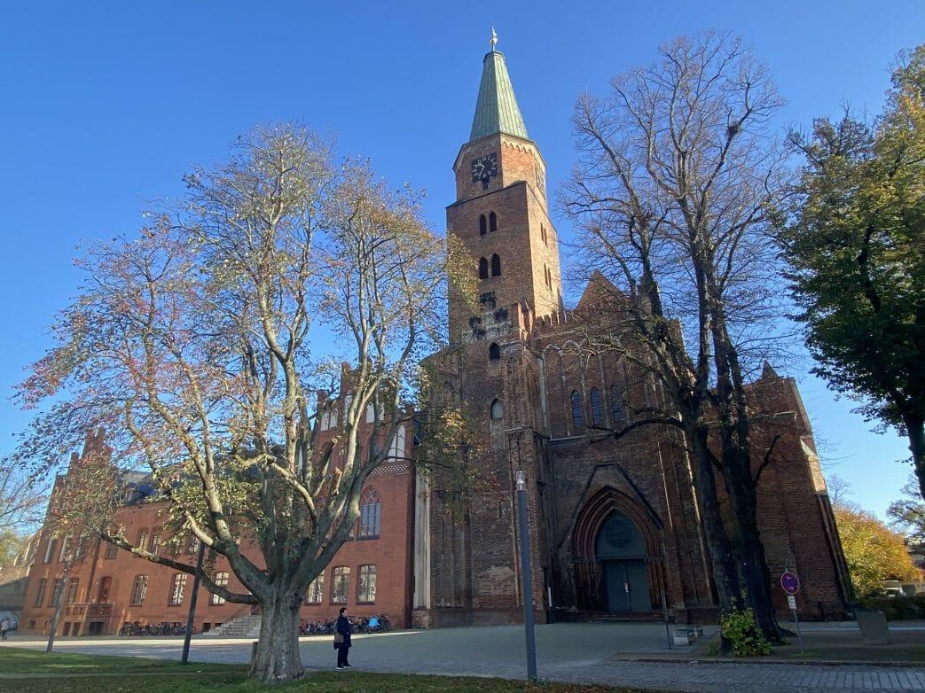 Der Dom zu Brandenburg