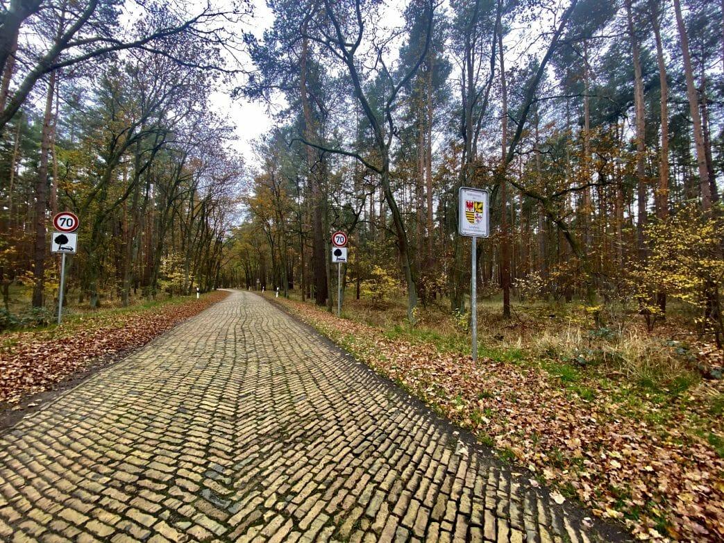 Ziegelstraße Bagow Päwesin