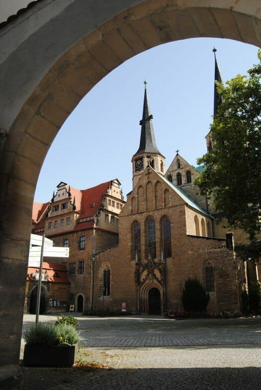 Merseburg Sachsen Anhalt Dom