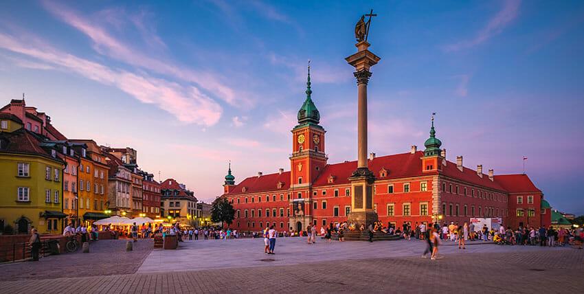 Warszawa, Mazowieckie