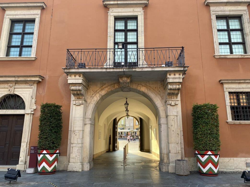 Warschau Polen UNESCO
