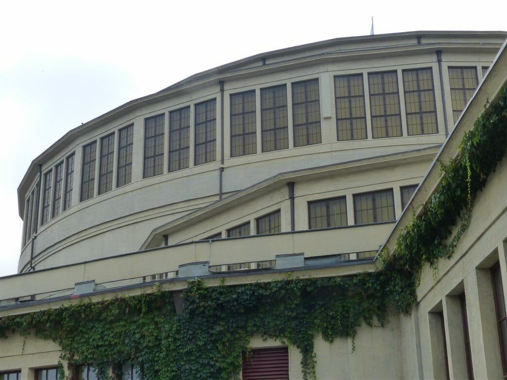 Galerie Jahrhunderthalle