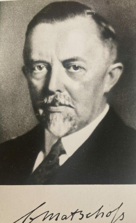 Conrad Matschoss