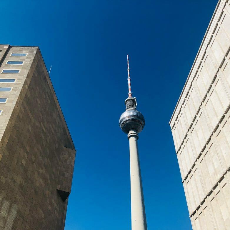 Berlins Telespoargel