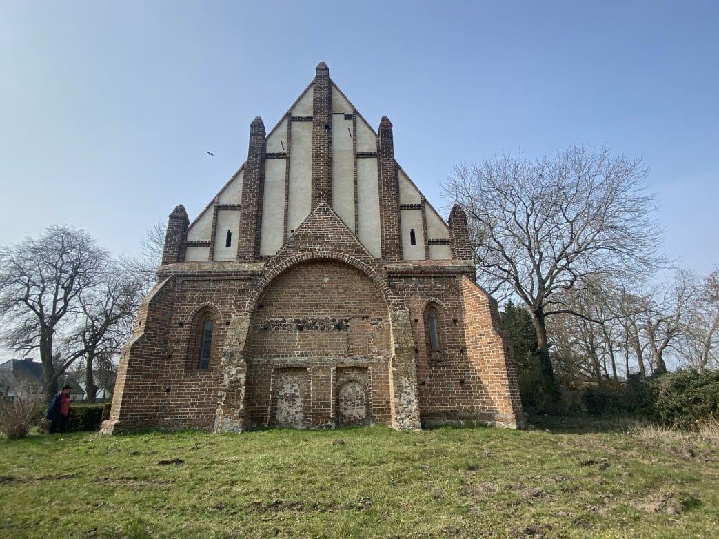 Dorfkirche.Buckow.Havelland