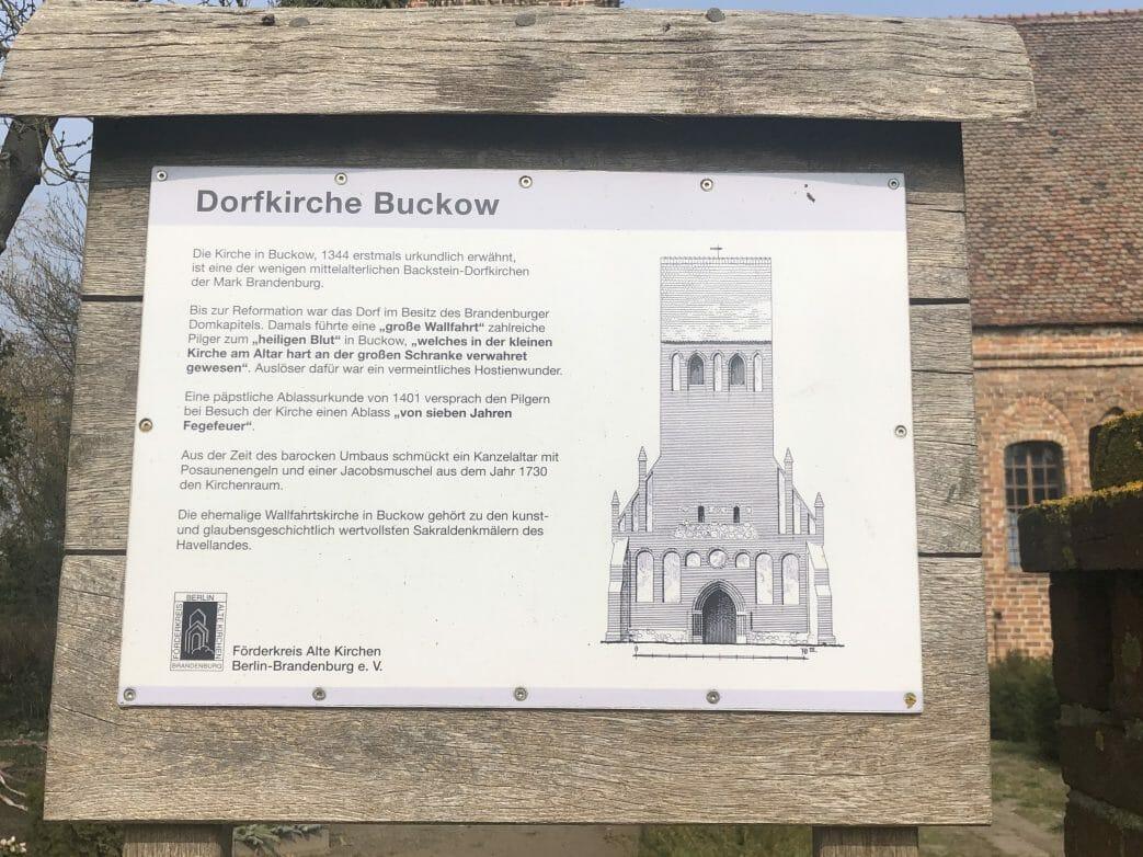 Dorfkirche Buckow Havelland