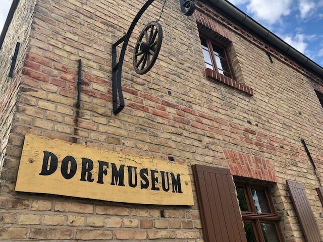 Dorfmuseum in Tremmen